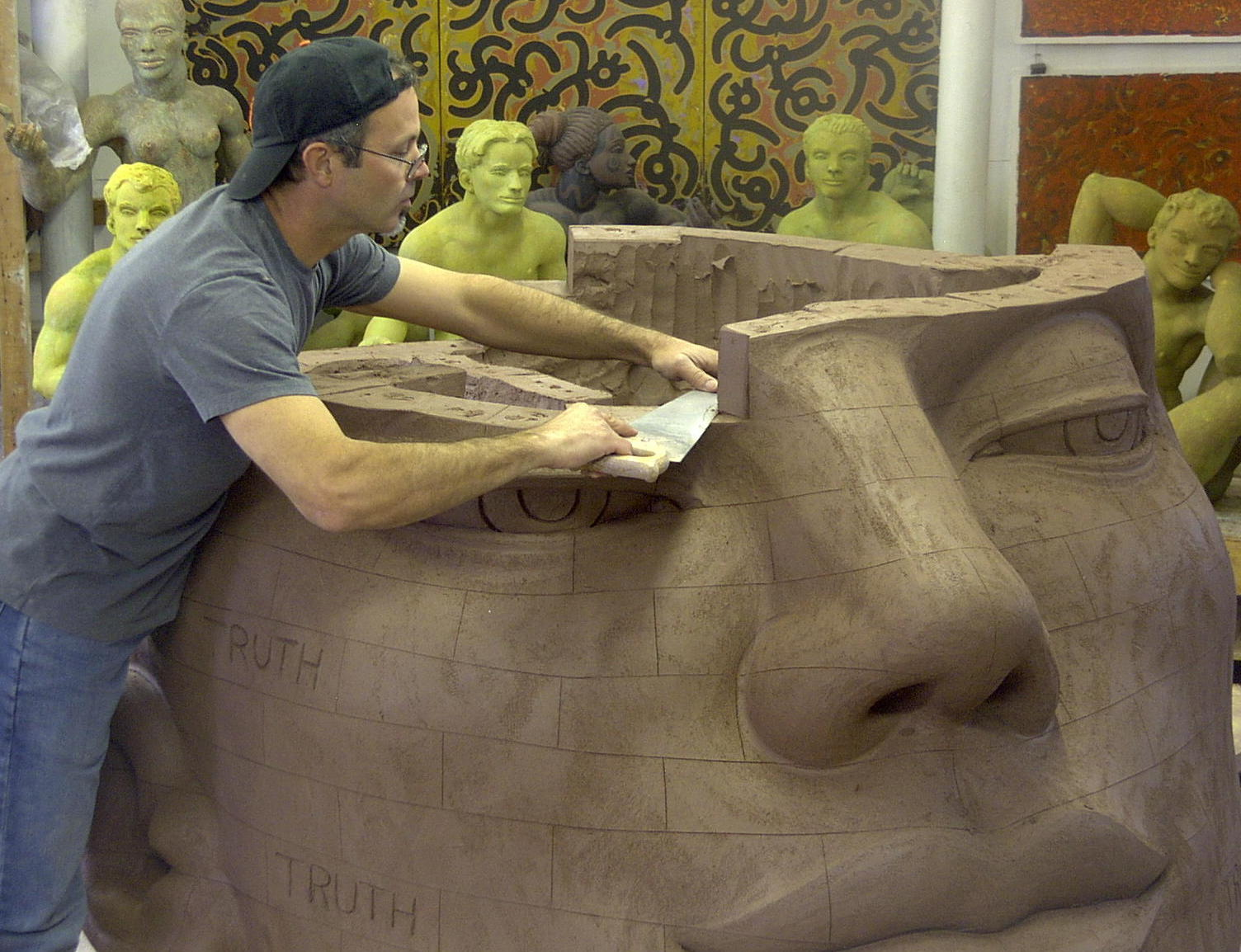 Home page tylersculpture com